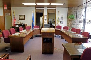 Boscobel City Government Meeting Room
