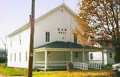 GAR Hall
