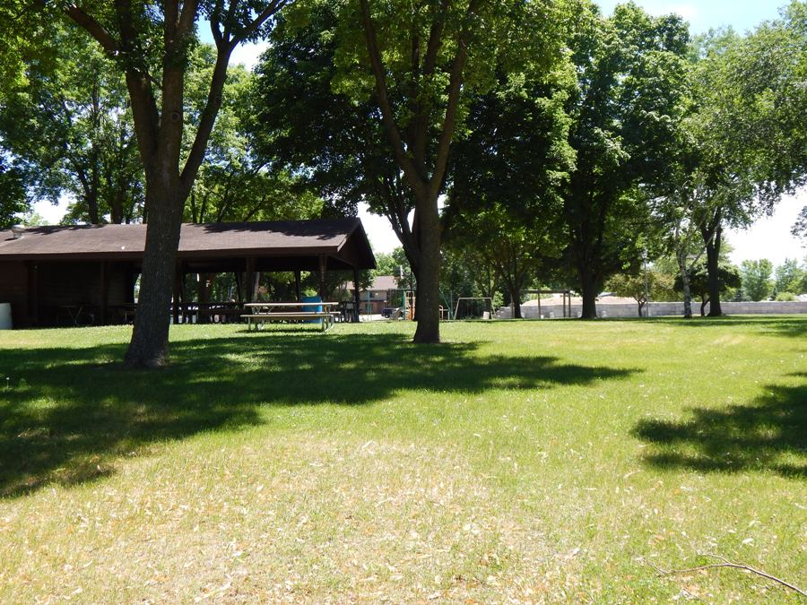 Boscobel City Parks Kronshage Park Shelter Rental